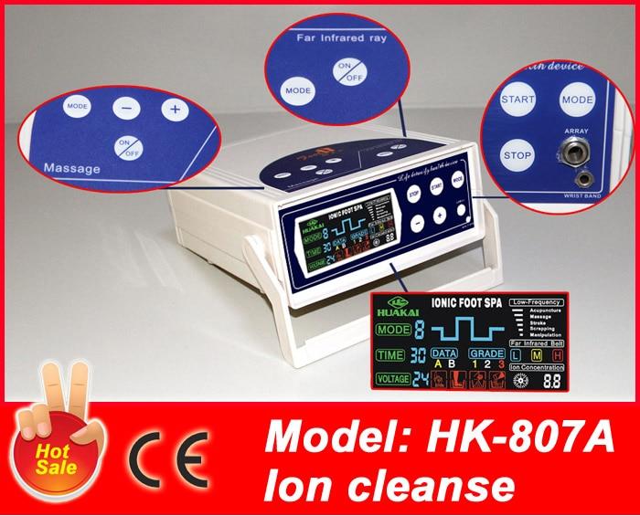 Ion spa detox machine with FIR waist belt for single use optimization techniques for fir filter