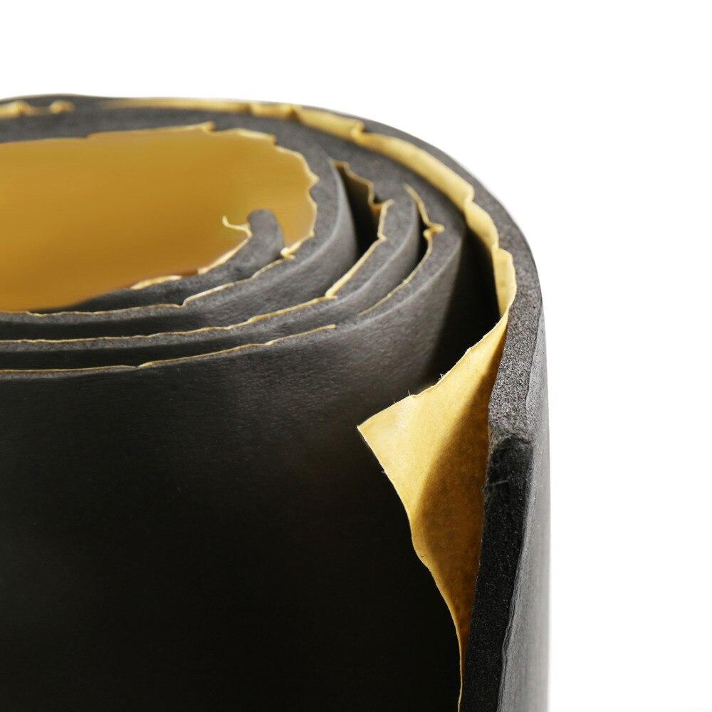 Image 5 - UXCELL 5mm/8mm/10mm dépaisseur en caoutchouc mousse voiture Auto hayon isolation acoustique Deadener tapis insonorisé-in Son et Disolation thermique Coton from Automobiles et Motos on AliExpress