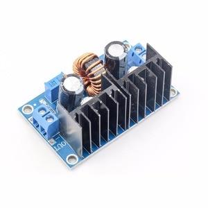 Image 2 - تنحى وحدة امدادات الطاقة DC4 40v إلى DC1.25 36 فولت 8A 200 واط قابل للتعديل XL4016E1 DC DC تيار مستمر الجهد المنظم