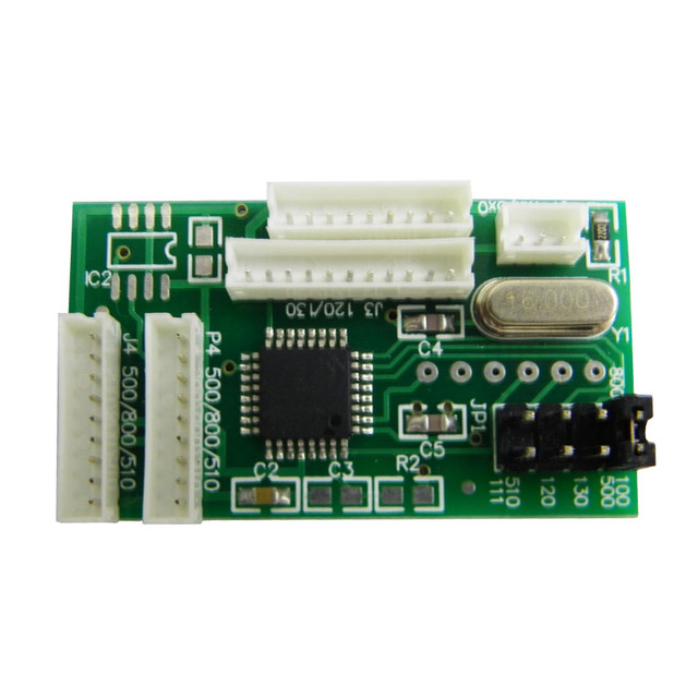 Hot sales! chip decoder card/chip restore card for HP 500 510 800 100 111 120 130 printer etc. on High quality