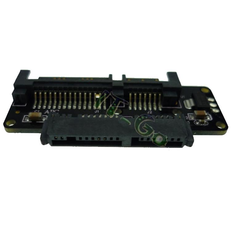 "MicroSATA SSD для SATA адаптер 1,""-2,5"" адаптер привода 3,3 В поддержка"