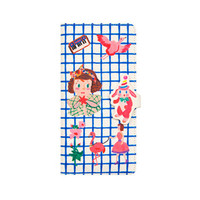 Multiple Family Cheap Luxury Passport Cover Wallet Cute PU Leather Customized Travel Passport Holder Case PC0038
