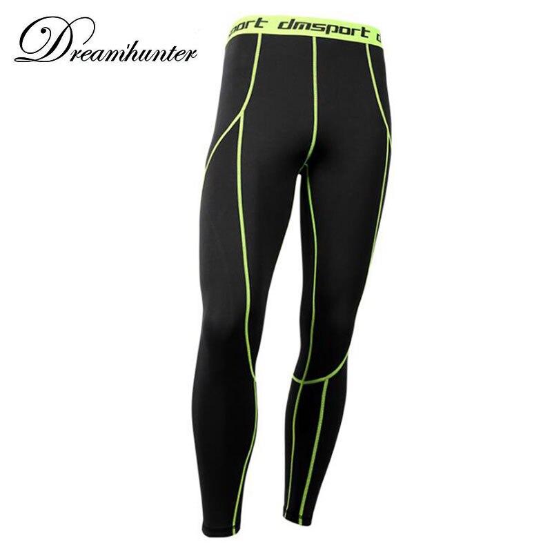 Мужские облегающие леггинсы для бега, быстросохнущие дышащие Компрессионные Леггинсы для фитнеса и баскетбола, тренировочные джоггеры, спортивные брюки|sweatpants joggers|sweatpants skinny mensweatpants men | АлиЭкспресс