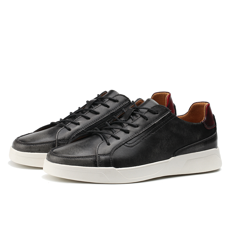 Woodtree Classique Toile Chaussures Hommes Chaussures Décontractées - Chaussures pour hommes - Photo 2