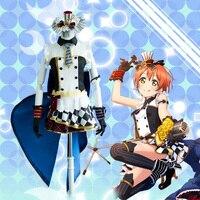 Rin Hoshizor Cosplay Love Live Maid Dress CUSTOMIZED Available School Idol Project Awakening Maid Uwowo With