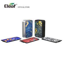 [FR] oryginalny 160W Eleaf iStick Mix Box Mod nie ma podwójny 18650 bateria z awatara układu TYPE-C ładowania elektroniczny papieros mod tanie tanio Elektryczne Mod 3500 mAh Metal
