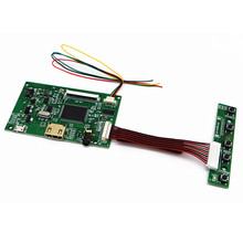 HDMI + Audi LCD سائق وحدة تحكم المجلس عدة للوحة AT065TN14 AT070TN92 AT070TN94 AT080TN64 AT090TN10 AT090TN12 أندرويد USB 5 فولت
