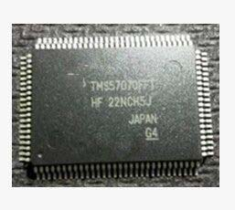 IC new original TMS57070FFT TMS57070 57070 QFP100 Free Shipping 10pcs tny275pn dip7 tny275p dip tny275 new and original ic free shipping