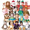 Carnaval de Halloween de Los Bebés Niñas Traje de Dinosaurio Anime Cosplay Niños Recién Nacidos de Los Mamelucos Infantiles Ropa infantil vestido