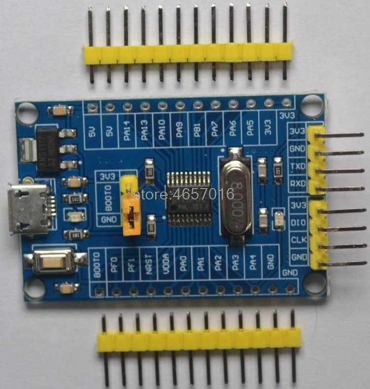 STM32F030F4P6 макетная плата TTL последовательные порты для