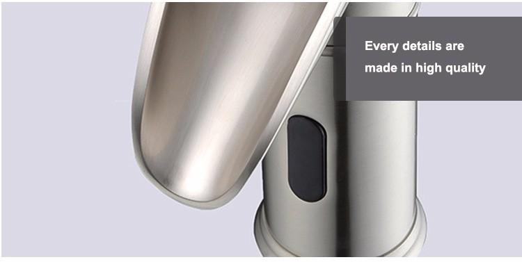 Automatic Sensor LED faucet (5)
