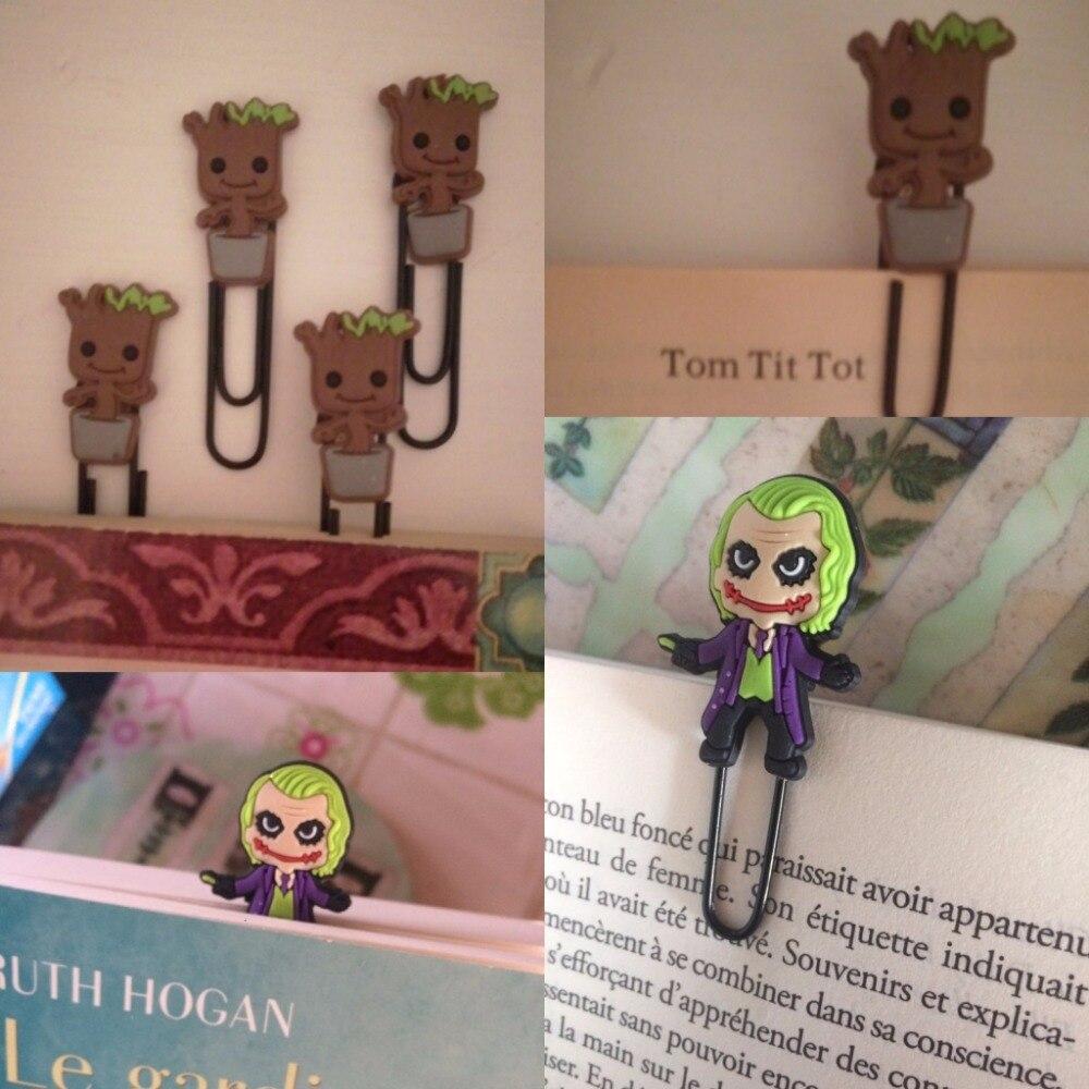 8pcs Cartoon Five Nights At Freddys Bookmark Book Souvenir School