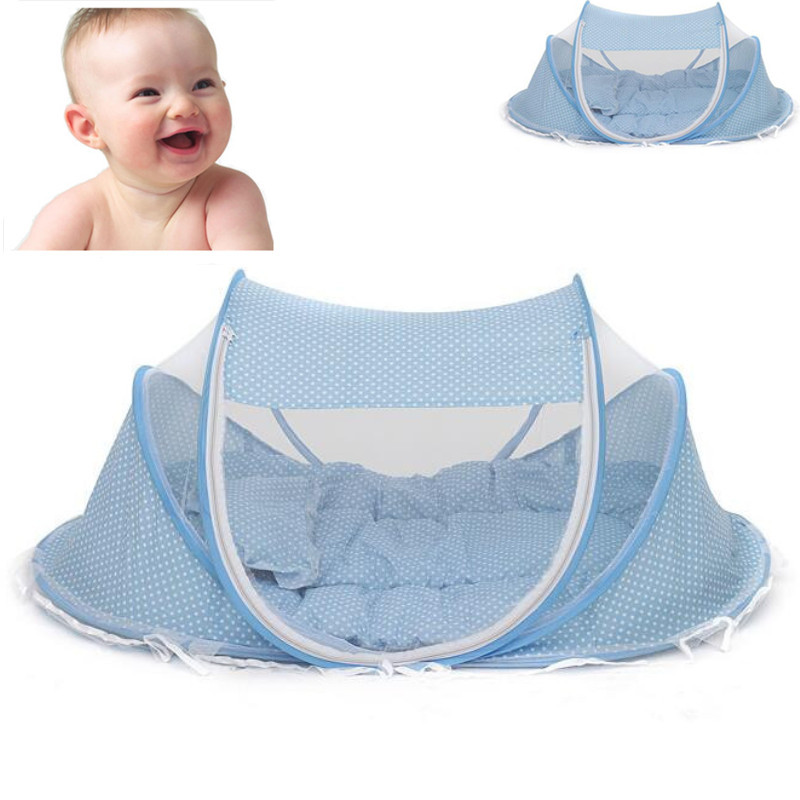 ФОТО 2016 Spring Winter 0-3years 100%cotton  Baby Bed Mosquito Net  Newborn Sleep Bed Travel Bed  Baby Bed Portable Foldable