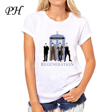 Doctor Who Regeneration T-Shirt