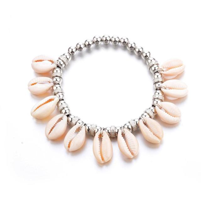 Women's Cowrie Shell Anklet 5