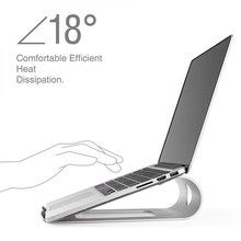 Portable Aluminum Alloy Laptop Stand