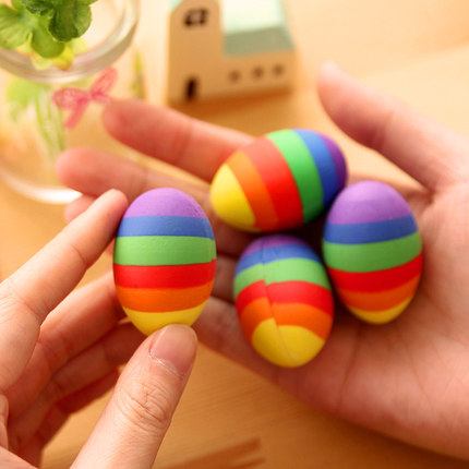 Korea stationery creative colorful erasers easter eggs erasers korea stationery creative colorful erasers easter eggs erasers stationery school students rewards fantastic children gifts pl in eraser from office school negle Gallery
