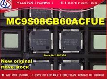 شحن مجاني 10 قطعة MC9S08GB60ACFUE MC9S08GB60A جديد الأصلي