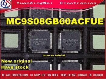 Darmowa wysyłka 10 sztuk MC9S08GB60ACFUE MC9S08GB60A nowa oryginalna
