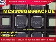 Livraison Gratuite 10 pièces MC9S08GB60ACFUE MC9S08GB60A nouveau original