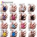 3 Смешанный Цвет/set 12 МЛ Top Coat Матовое Матовый Лак Для Ногтей длительный Гель Лак Для Ногтей Красоты Nail Art Инструменты для Декорирования!