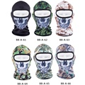 Motorcycle Helmet Liner Cap Outdoor Sports Balaclava Face Mask Cover Bicycle Cycling Ski Snow Snowboard Windproof Cap Skull Hat