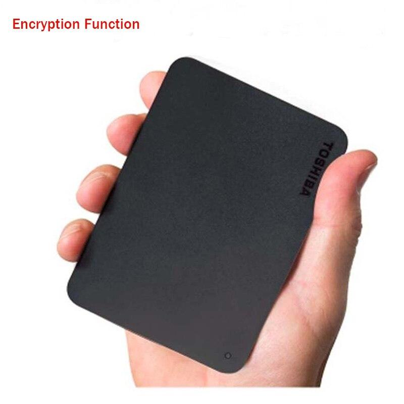 Toshiba Disque Dur Externe 2 tb 1 tb HD Externo HDD 2.5 1to 2to Disque Dur Memoria Externe Disque Dur USB3.0 périphérique De Stockage externe