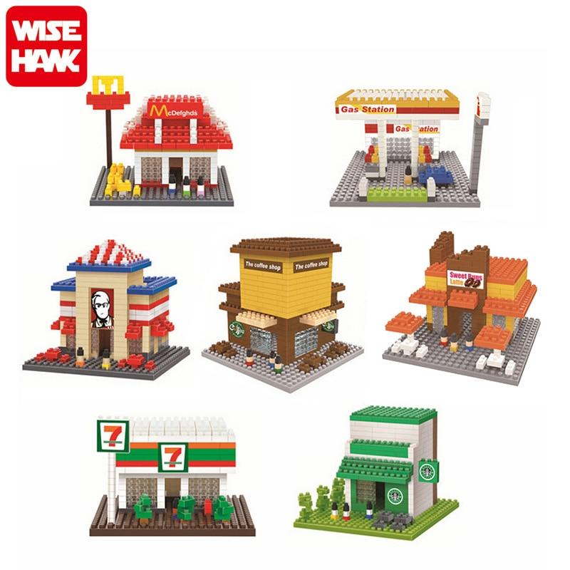 Theme Restaurant,marvel  city blocks stickers playmobil enlighten decool duplo castle forge world construction sluban Toy  недорого
