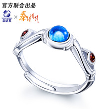The Legend of Qin ShaoYu ShiLan 925 sterling silver ring