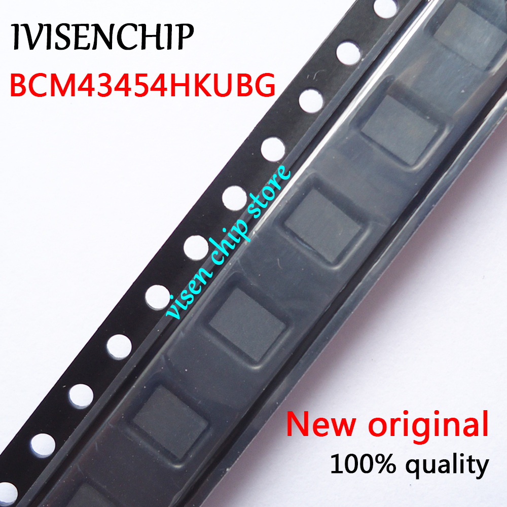 5pcs BCM43454HKUBG <font><b>wifi</b></font> IC For <font><b>Samsung</b></font> W2016 A510 A9100 <font><b>wifi</b></font> module Wi-fi <font><b>chip</b></font> image
