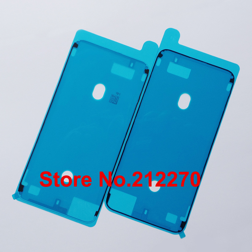 YUYOND Original New Waterproof Adhesive Sticker For iPhone 8 Plus LCD Front Housing Frame Wholesale