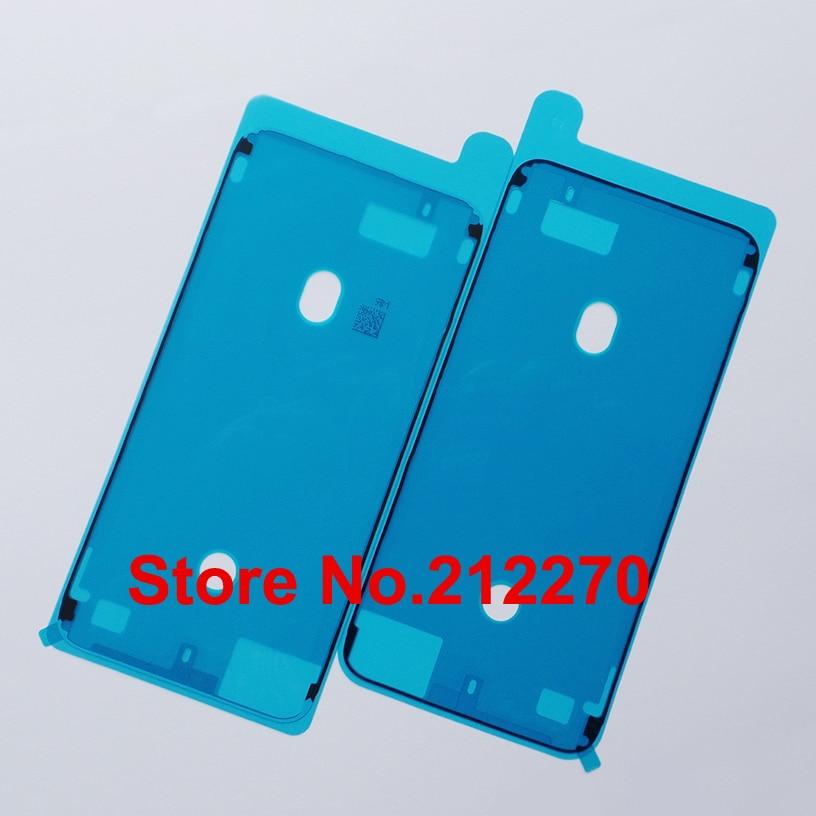YUYOND オリジナル新防水粘着ステッカー iPhone 8 プラス液晶フロントハウジングフレーム卸売  グループ上の 携帯電話 & 電気通信 からの フィットケース の中 1