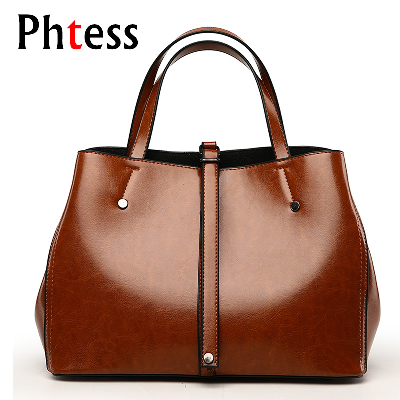 Women Leather Handbags Luxury Brand Bags 2018 Ladies Bucket Bag Female Shoulder Bags Hand Sac a Main Femme Tote Bag Bolsas Pu цена