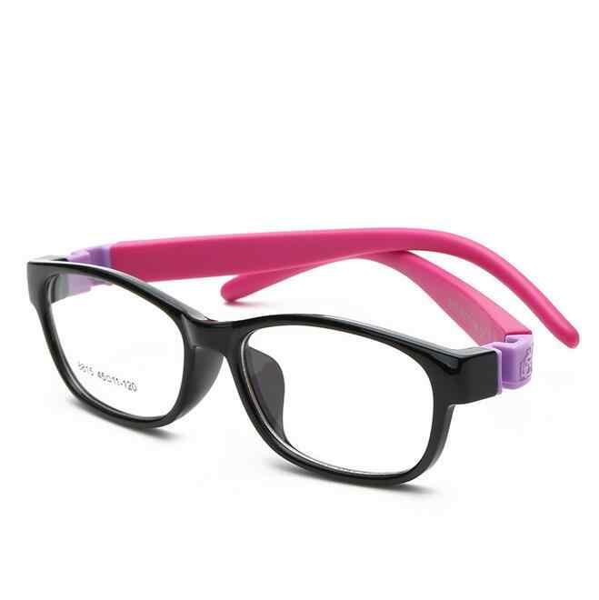 688ed01b482 2017 Rushed Gafas Child Glasses Frame Eyewear Kids Fashion Kid Children Tr  Optical Lense Safe Boys