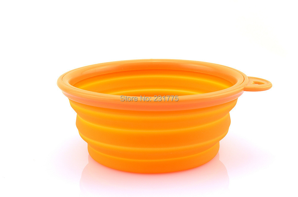 Free-Shipping-Dog-Cat-Pet-Portable-Silicone-Collapsible-Travel-folding-Bowl-Water-Dish-Feeder (2)
