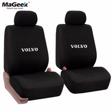 Universal Car seat covers for Volvo S40 S80L C30 C70 S80 S60 XC60 XC70 V40 V60 cool viscose accessoires voiture voiture style