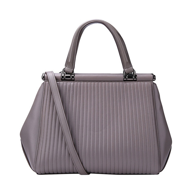 Coach Grace Quilted Colorblock Leather Bag