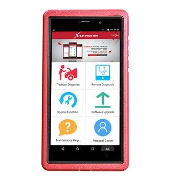 Launch X431 ProS Mini Android Pad Multi-Sistema Multi-Marca de diagnóstico y herramienta de servicio