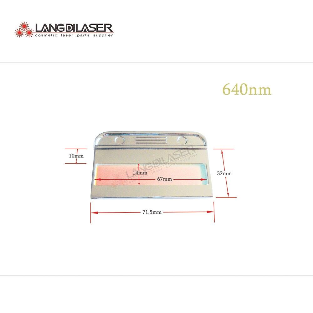 640 ~ 1200nm IPLกรอง, 640nmกรอง,ออปติกกรองสำหรับIPL,ฟื้นฟูผิวกรอง-ใน เข็มสัก จาก ความงามและสุขภาพ บน   1