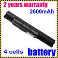 JIGU батареи Ноутбука для ASUS K53BY X54LY PRO5P K53B P43SL K53F X54HR P53JC K84HR X43 K54C X84L P53SJ X43B СЕРИИ X54XB815HR