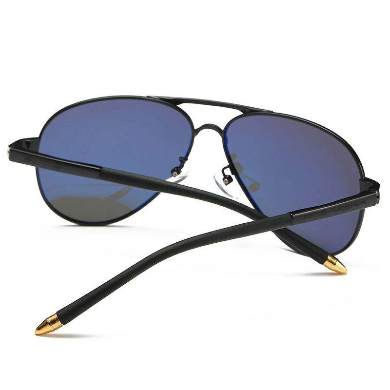 Simvey Fashion Classic Men Aviation Gafas de sol Luxury Brand Design - Accesorios para la ropa - foto 3