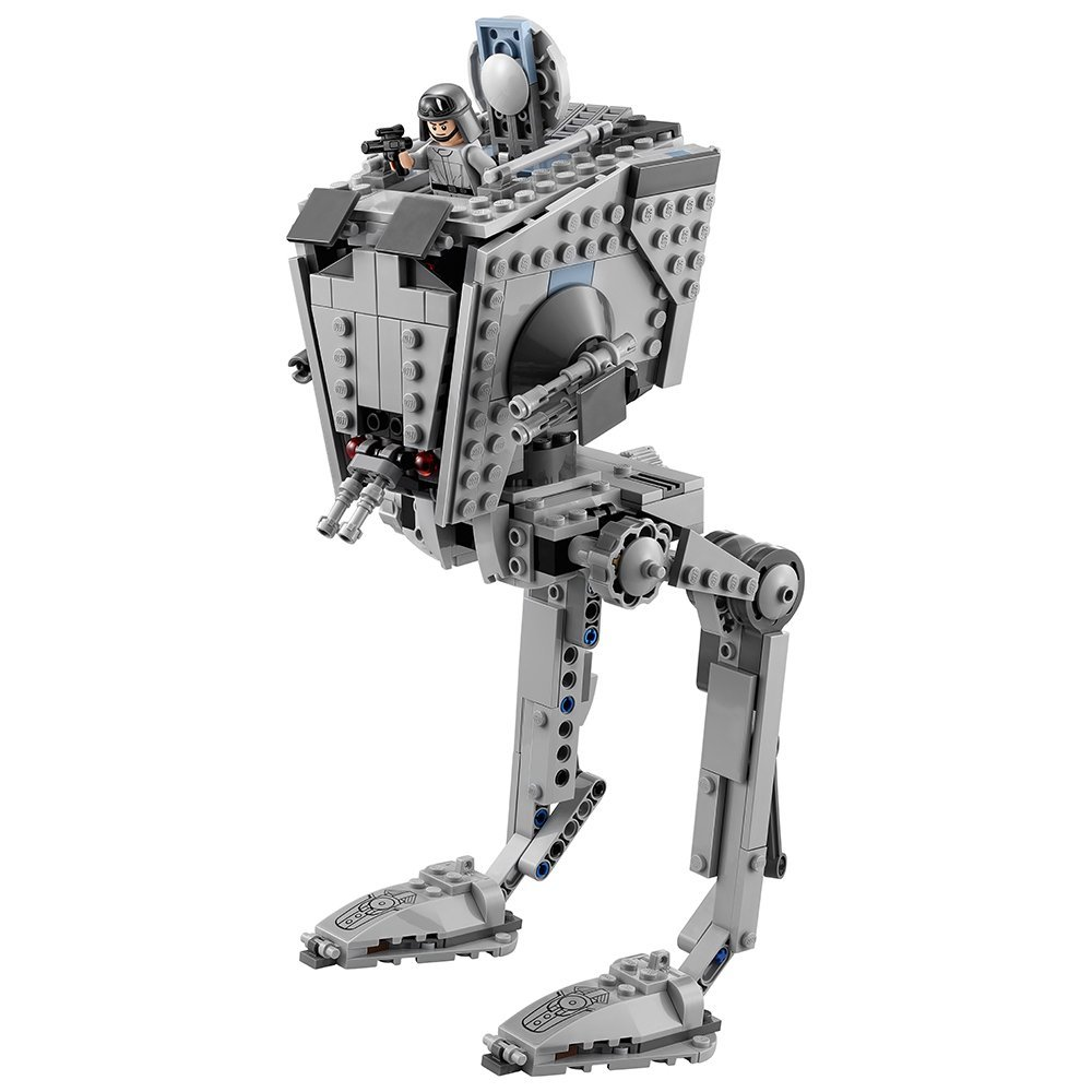 Lepin 05052 Star Series War 1068pcs Out of print AT Model ST Set Building Blocks Bricks Model Toys Boys Gifts 10174 gonlei in stock 05052 1068pcs new star war series the empire at st robot building blocks bricks set toys 10174
