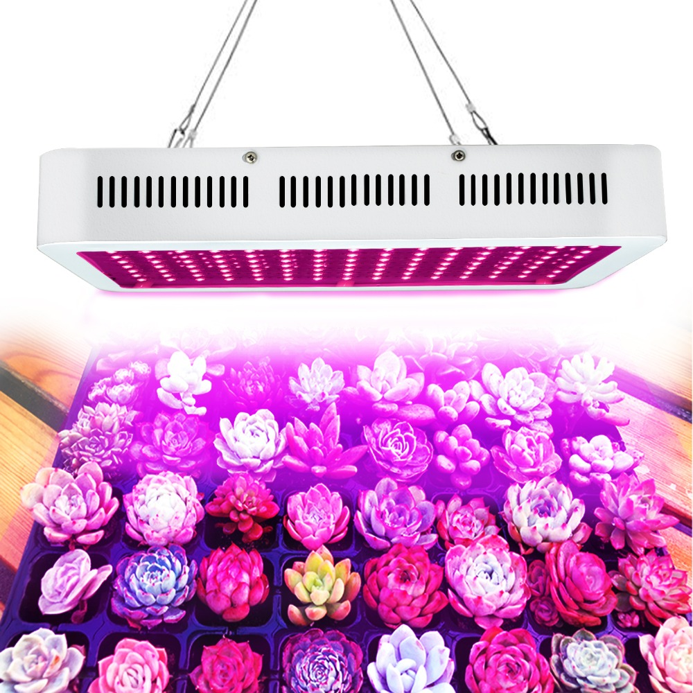 1000W LED Grow Light,Full Spectrum,Double Chips,High Power Series Plant For Indoor Plants Flowers Seedling Cultivation