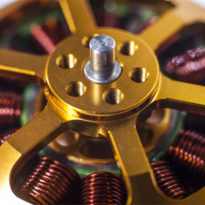 Image 4 - 5010 Brushless Motor KV340 KV280 For Multirotor Quadcopter Multi Copter Drone 1/4/6/8pcs-in Parts & Accessories from Toys & Hobbies