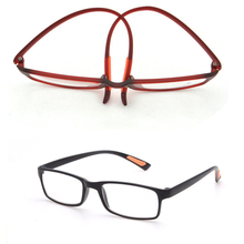 TR Reading Glasses +1.00 TO +4.00 Colors Black Red Famre