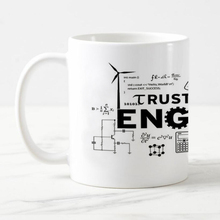 Funny novelty Engineer design ceramic white coffee Mug tea Milk cup mugs