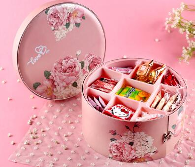 Custom Favorable Paper Cylinder Packaging Cardboard Boxes For Tea Packagin
