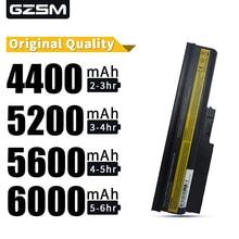HSW 5200mAh Battery for IBM Lenovo ThinkPad R60 R60e T60 T60p T61p R500 T500 W500 SL400 SL500 SL300 bateria akku