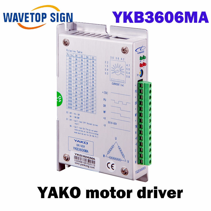 driver YKA3606MA yako 3 phase stepper driver YKA3606MA-C6/YKA3606MA-C6 driver yka3606ma yako 3 phase stepper driver yka3606ma c6 yka3606ma c6