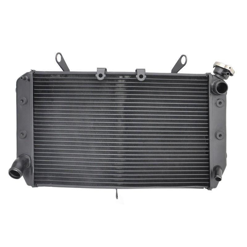 For Yamaha Fazer FZ1 FZ1S FZ1N 2006-2014 FZ8 800 2011-2013 Aluminum Water Cooling Radiator 2006 2007 2008 2009 2010 2011 2012 radiator cooler cooling for honda gl1800 rh 2006 2007 2008 2009 2010 2011
